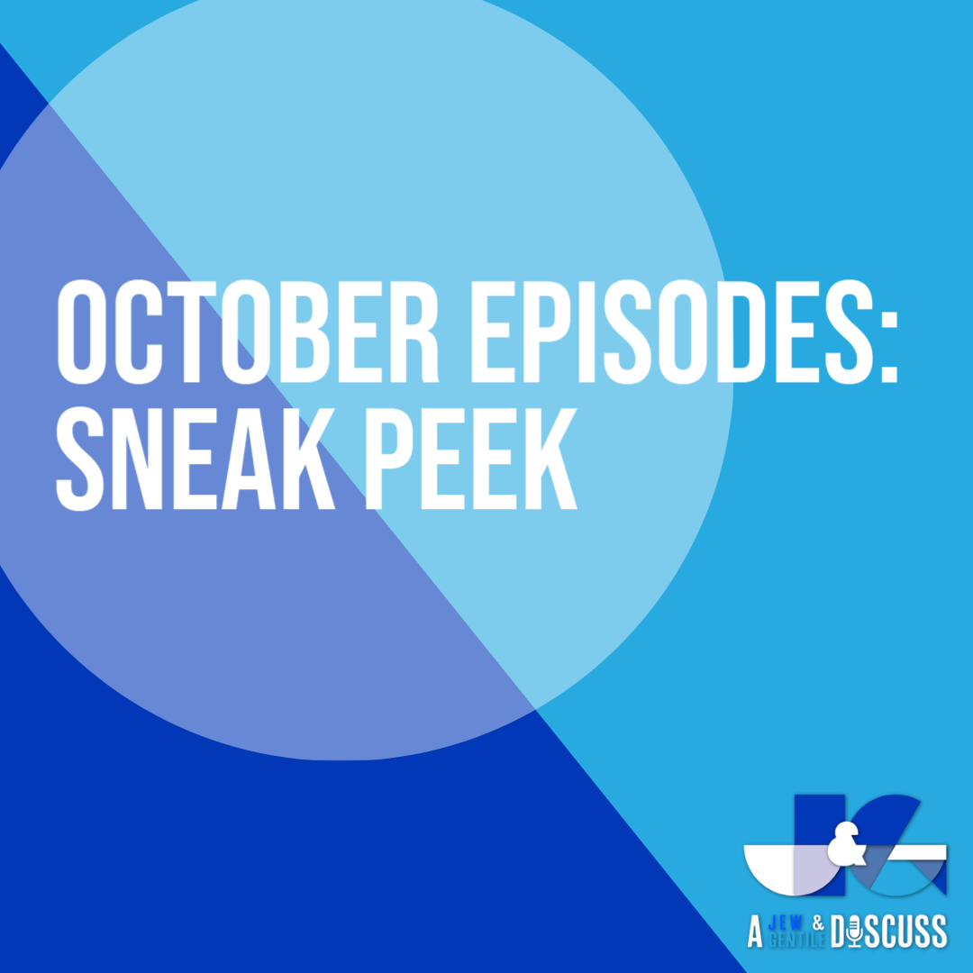October-Podcast-lineup